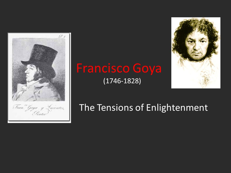 The Tensions of Enlightenment