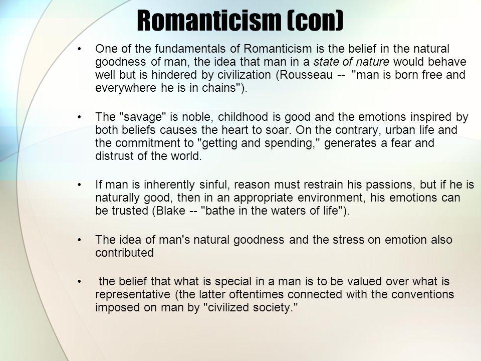 Romanticism (con)