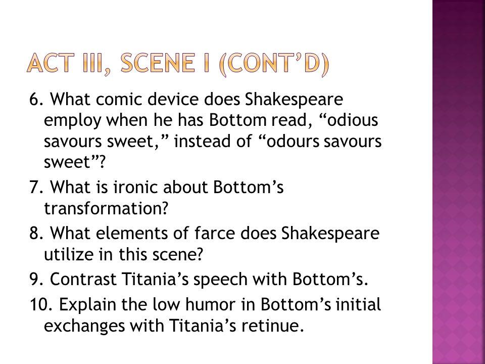 act iii, scene I (cont'd)