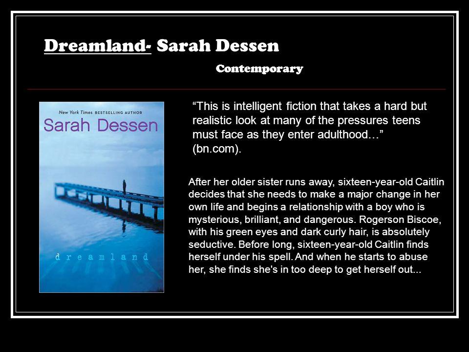 Dreamland- Sarah Dessen