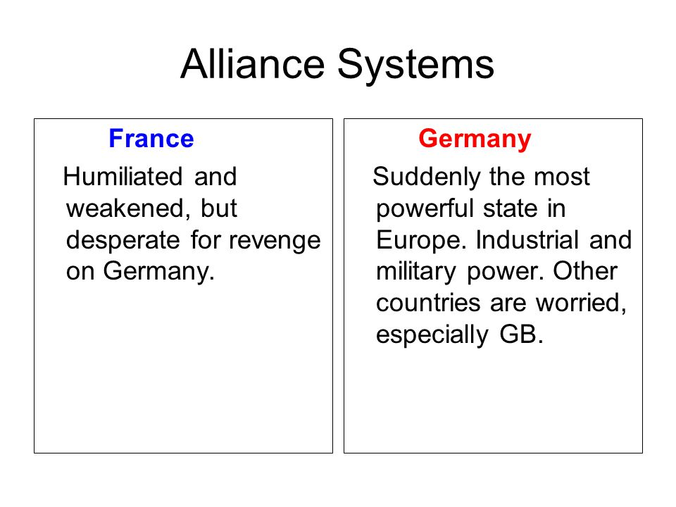 Alliance Systems France