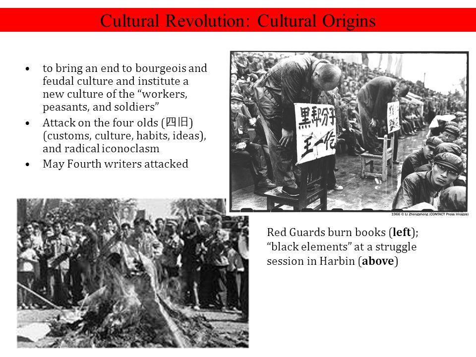 Cultural Revolution: Cultural Origins