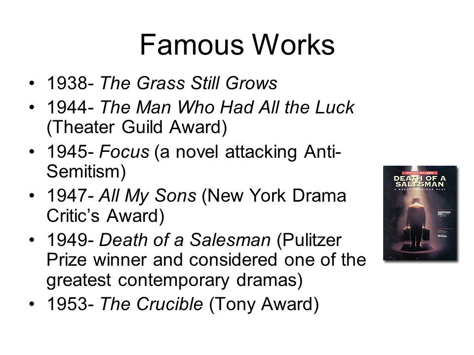 Famous Works 1938- The Grass Still Grows