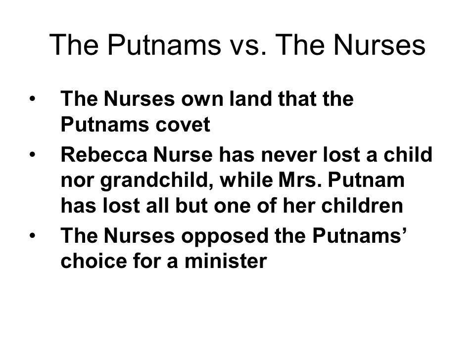 The Putnams vs. The Nurses