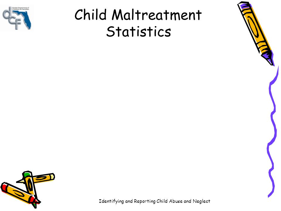 Child Maltreatment Statistics