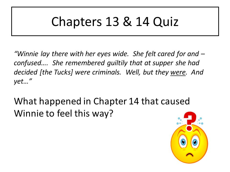 Chapters 13 & 14 Quiz