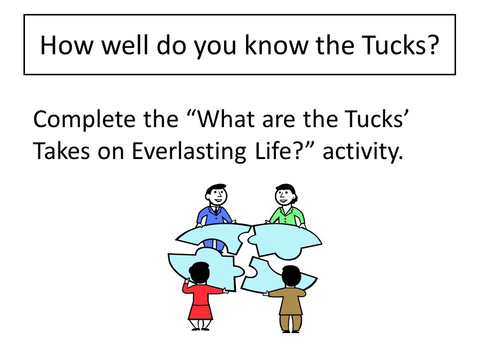 How well do you know the Tucks