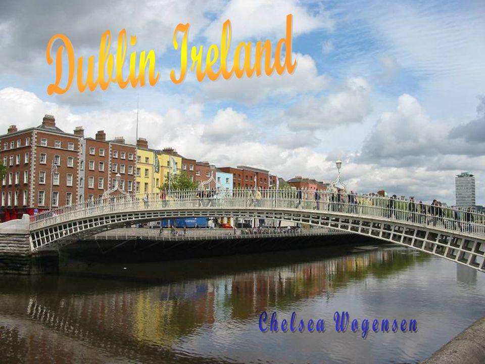 Dublin Ireland Chelsea Wogensen