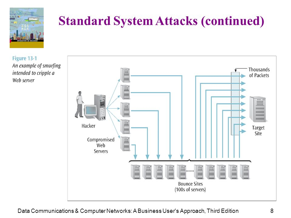 Standard System Attacks (continued)