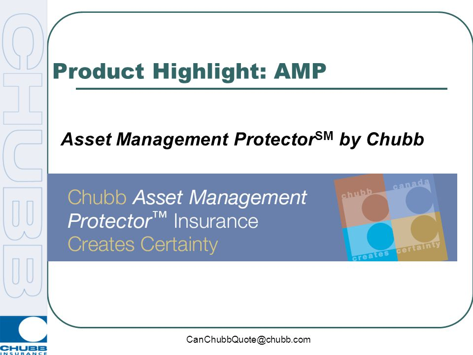 Product Highlight: AMP