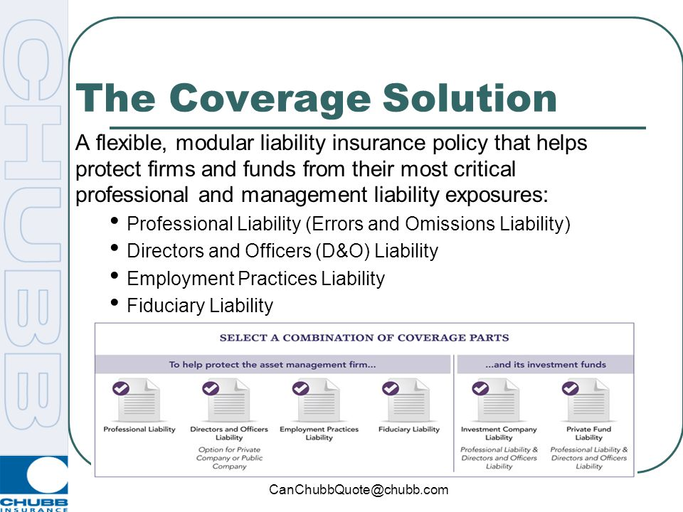 The Coverage Solution