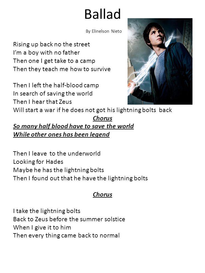 Ballad By Elinelson Nieto.