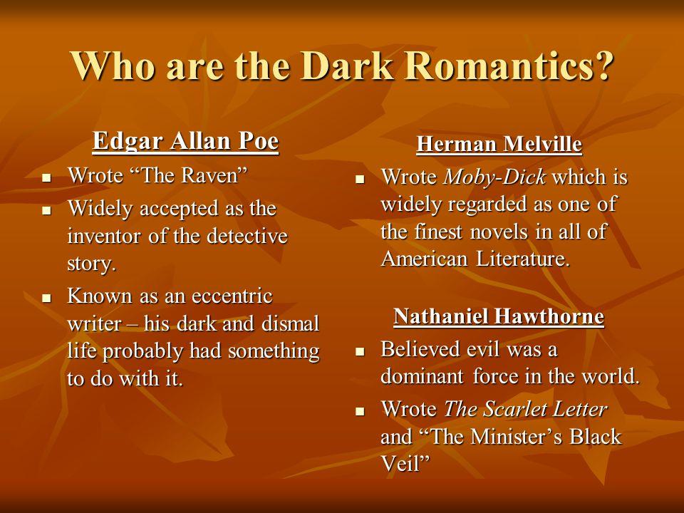 Who are the Dark Romantics