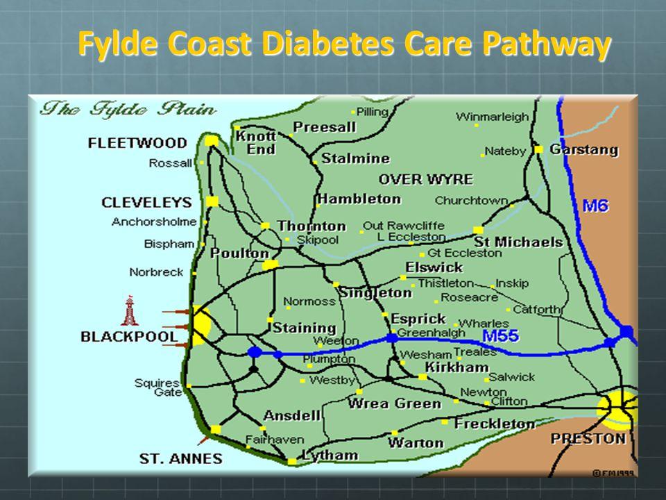 Fylde Coast Diabetes Care Pathway