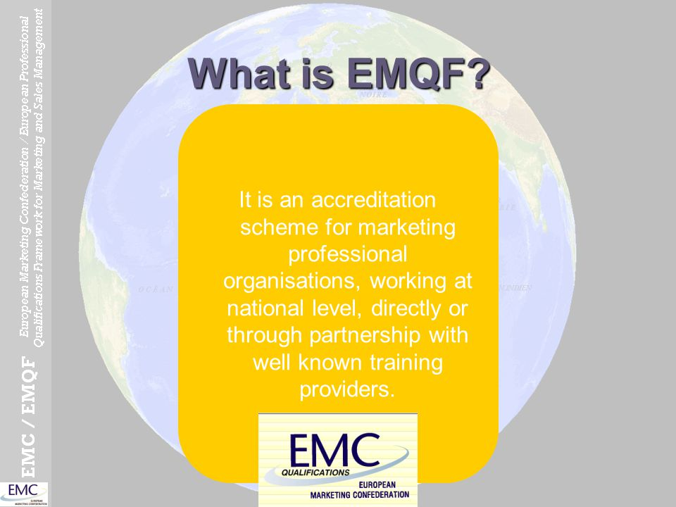 What is EMQF