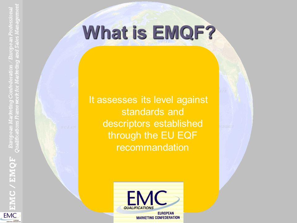 What is EMQF.