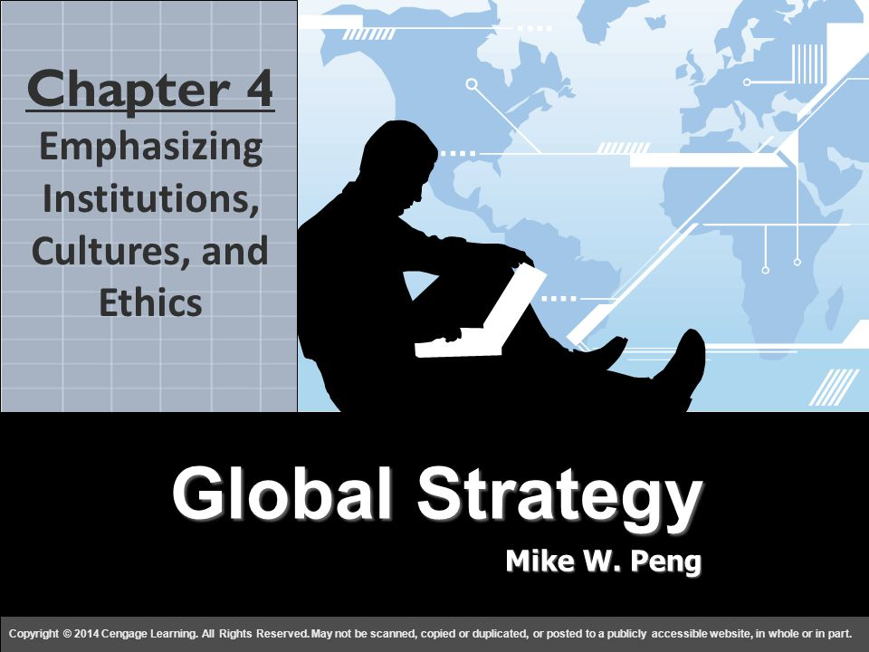 Emphasizing Institutions, Cultures, and Ethics
