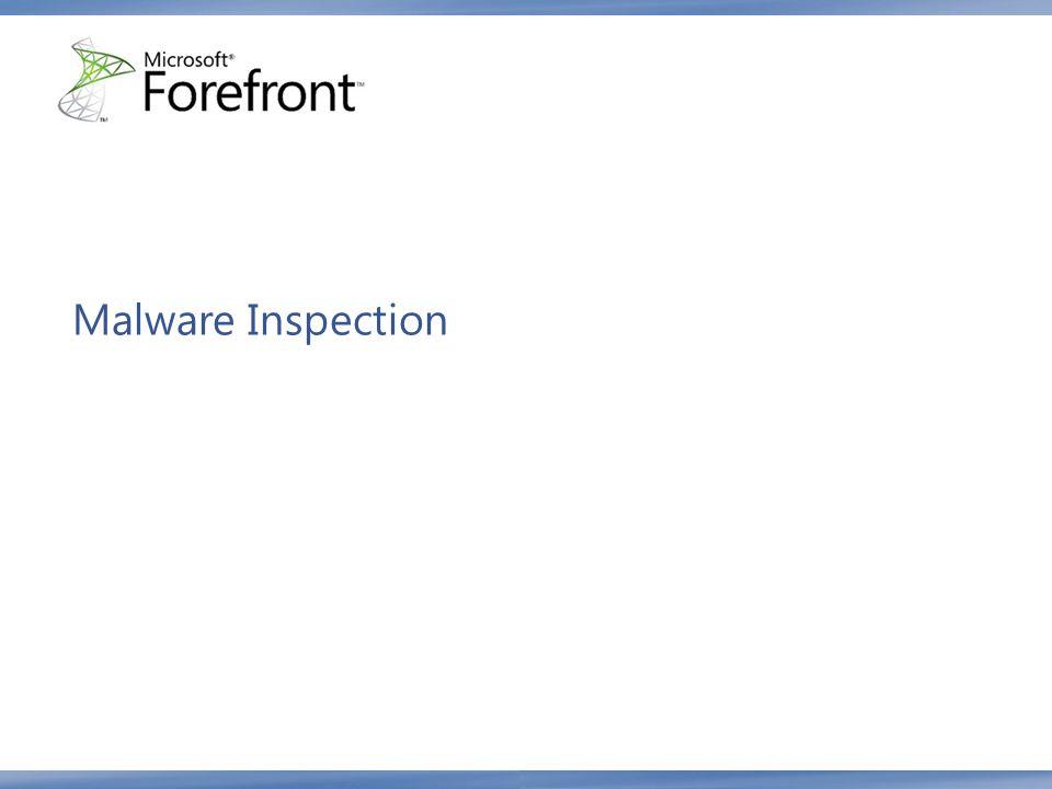 Malware Inspection