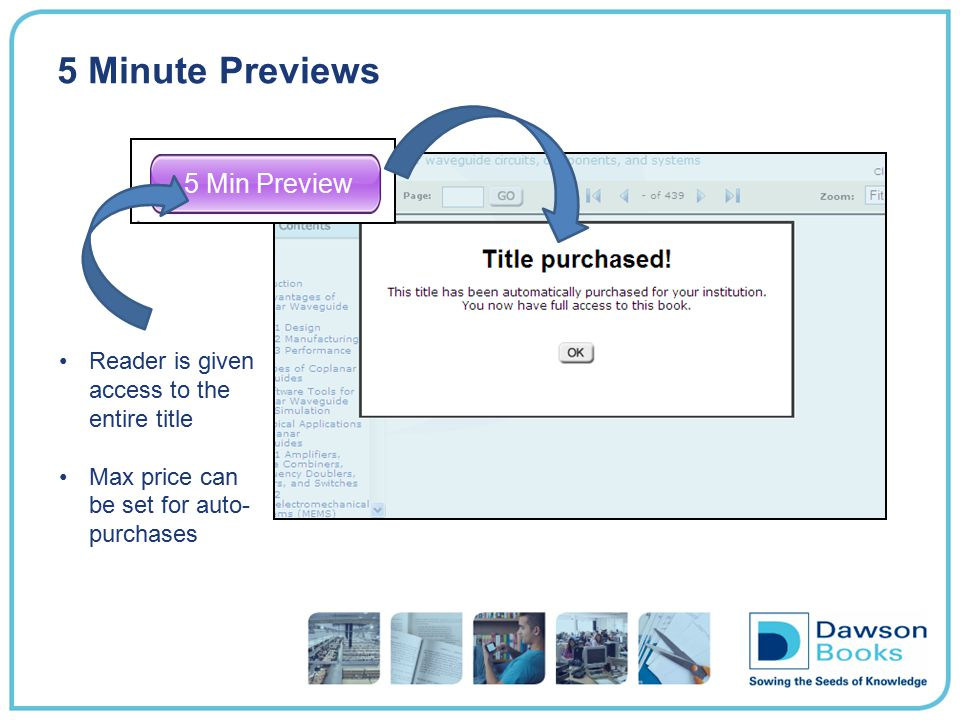 5 Minute Previews 5 Min Preview