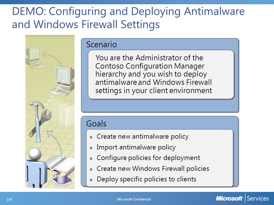 Monitor Endpoint Protection in Configuration Manager