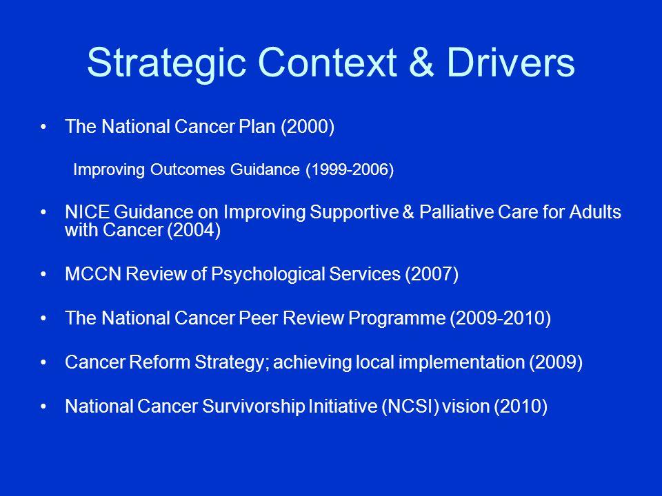 Strategic Context & Drivers
