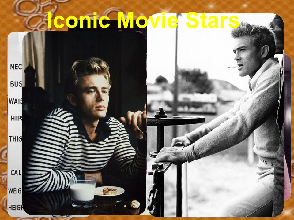 Iconic Movie Stars