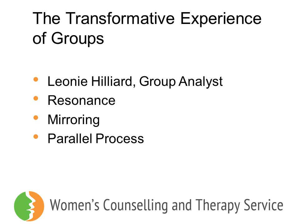 The Transformative Experience of Groups