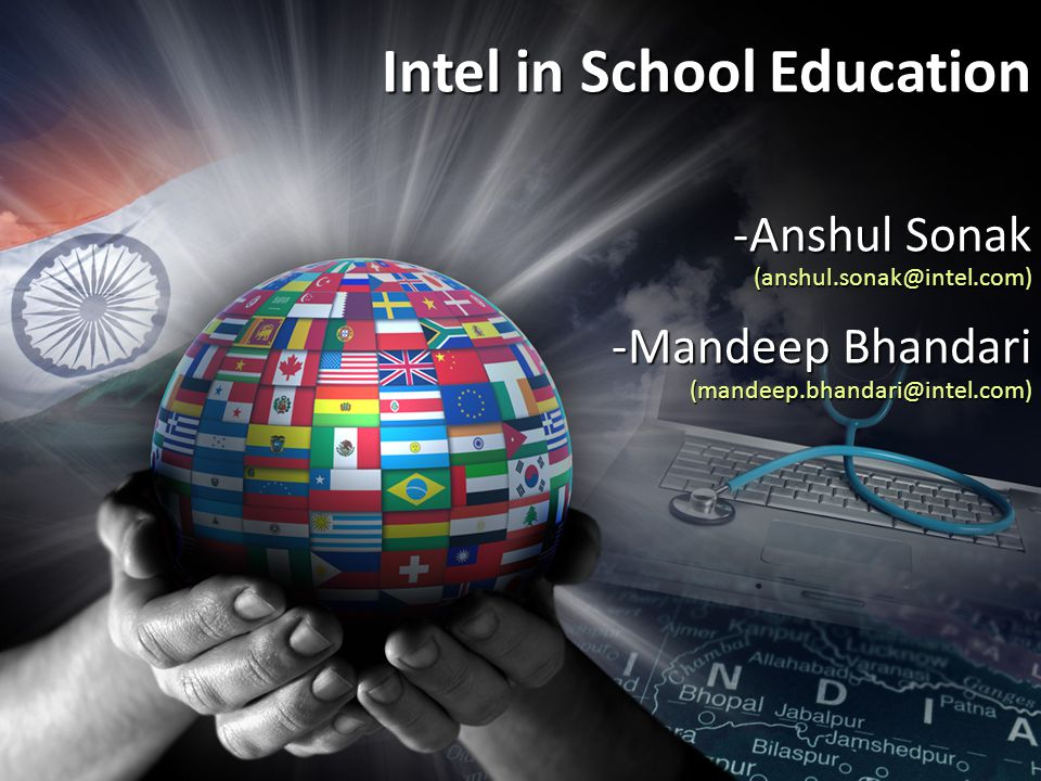 Intel in School Education