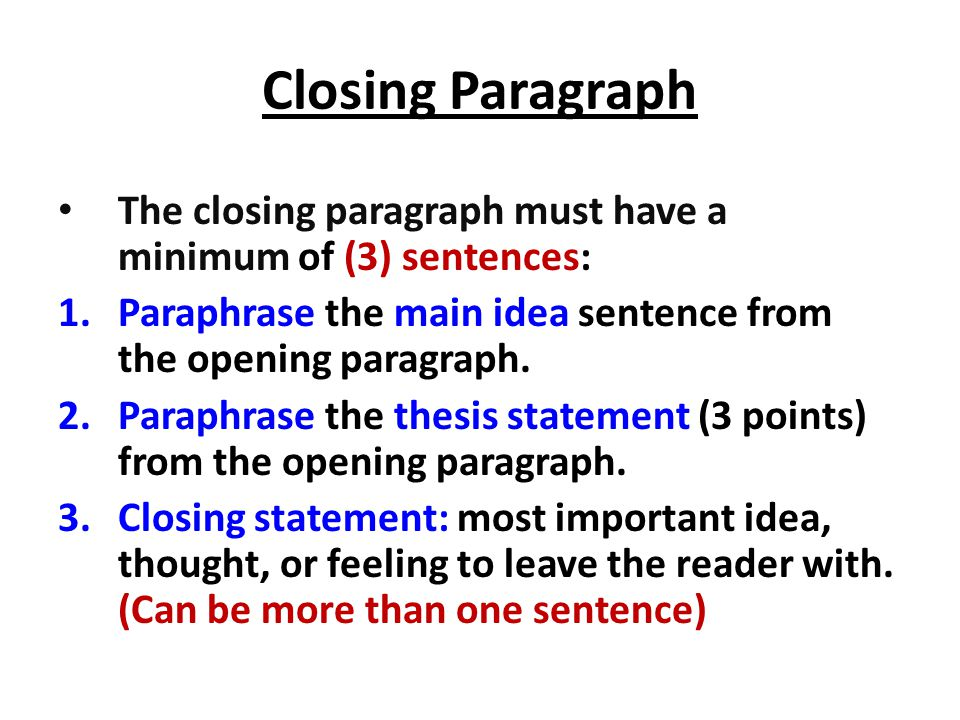How To Write An Essay Thesis The Thesis Statement A Road Map For Your Essay Paragraph Essay Showme  Results For Conclusion Paragraph Thesis Statement Examples Essays also Research Paper Essay Topics How Much Does The Sat Essay Actually Count For Opening Paragraph Of  Essays Examples English