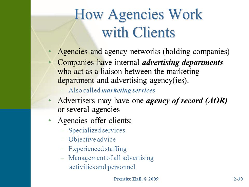 How Agencies Work with Clients