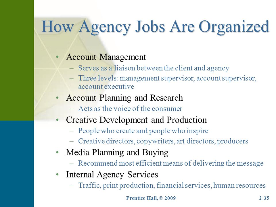 Advertising s role in marketing ppt video online download for Ad agency traffic manager