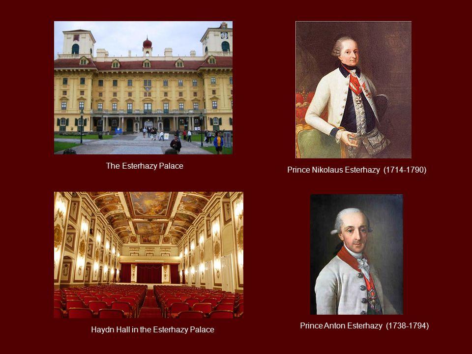 Prince Nikolaus Esterhazy (1714-1790)