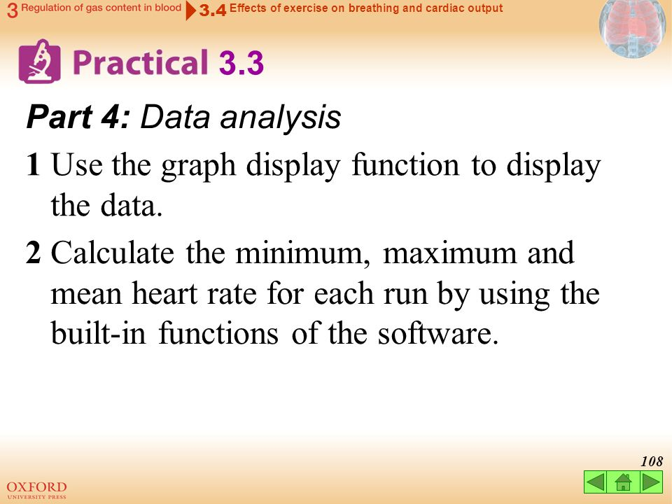1 Use the graph display function to display the data.