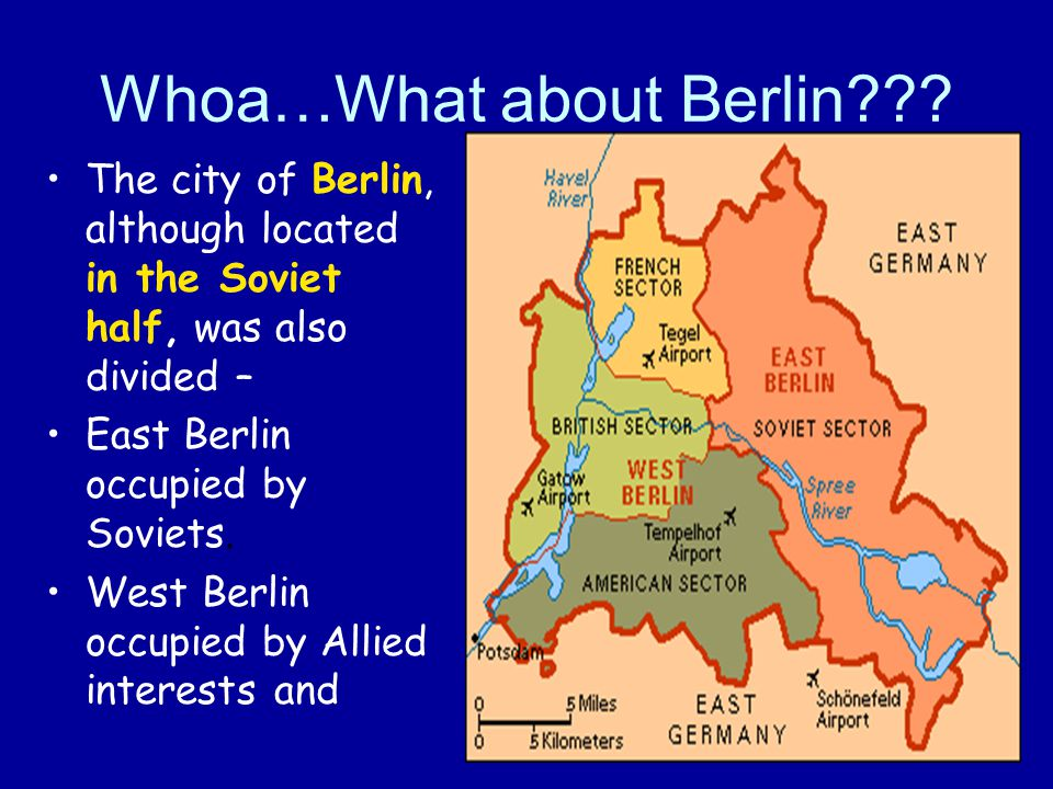 Whoa…What about Berlin