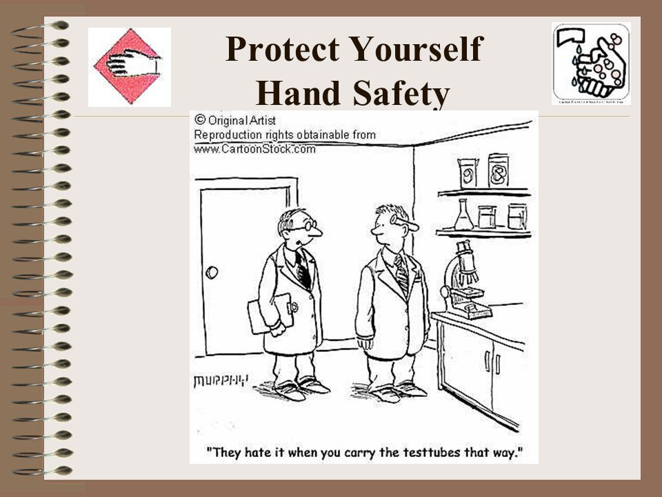 Protect Yourself Hand Safety