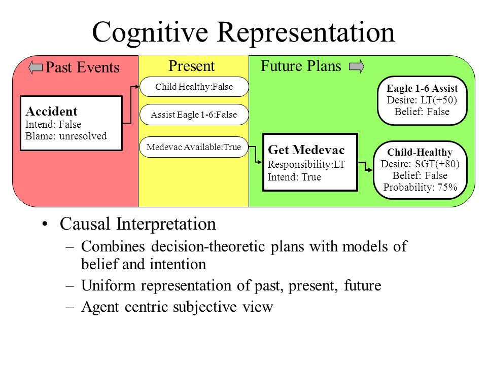 Cognitive Representation