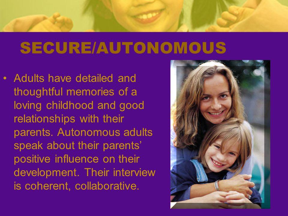 SECURE/AUTONOMOUS