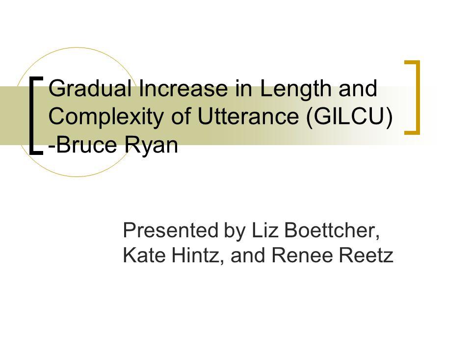 Presented by Liz Boettcher, Kate Hintz, and Renee Reetz