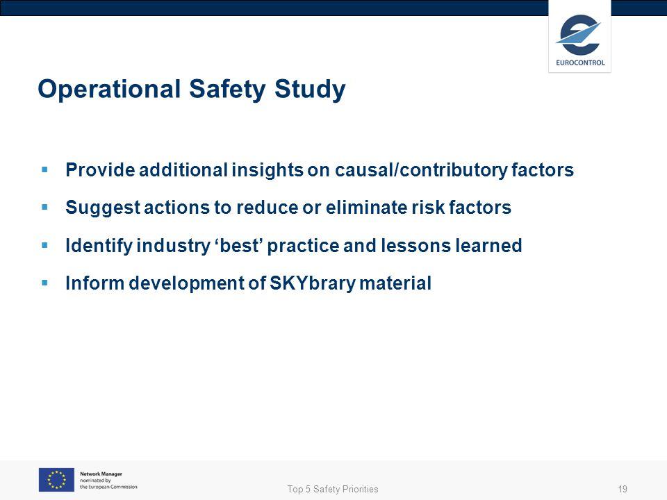 Operational Safety Study