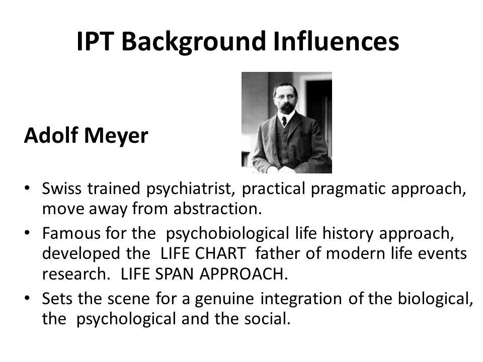 IPT Background Influences