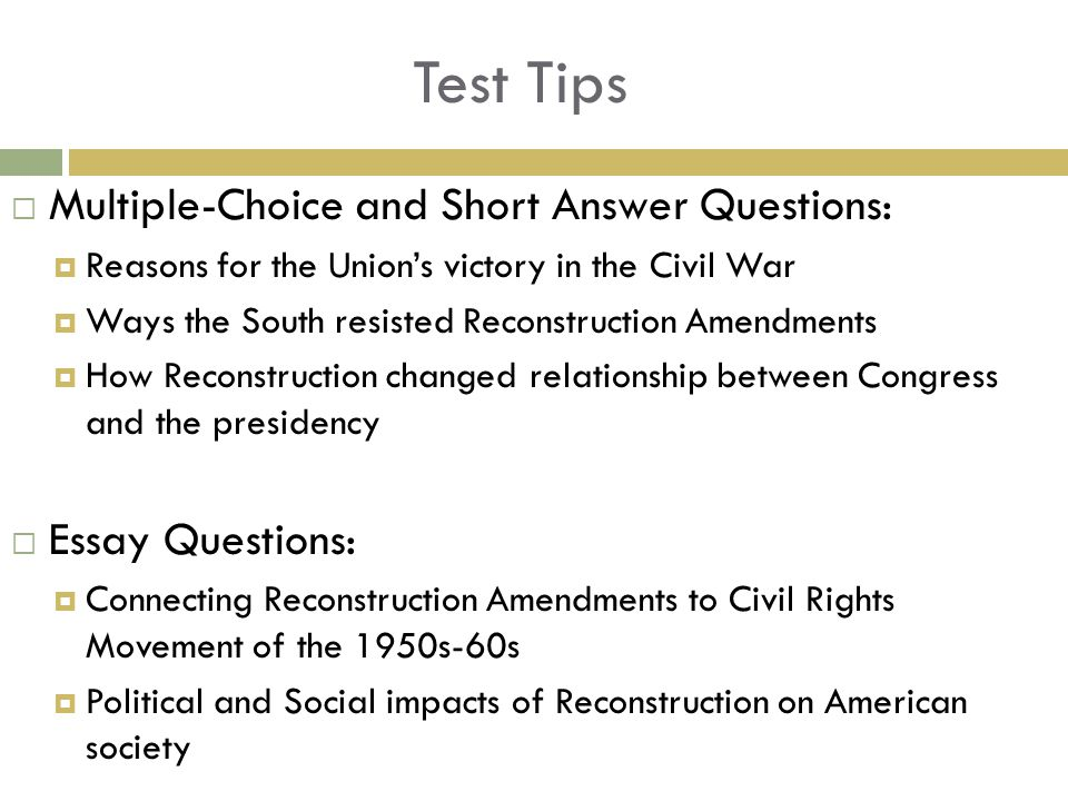 essay questions on the civil rights movement