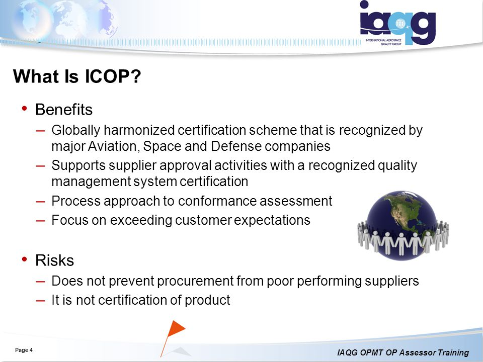 What Is ICOP Benefits Risks