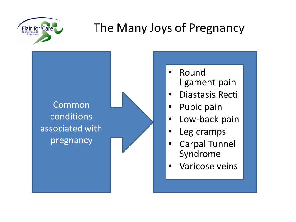 The Many Joys of Pregnancy