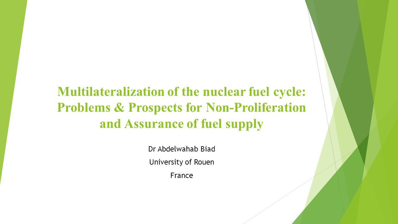 Dr Abdelwahab Biad University of Rouen France