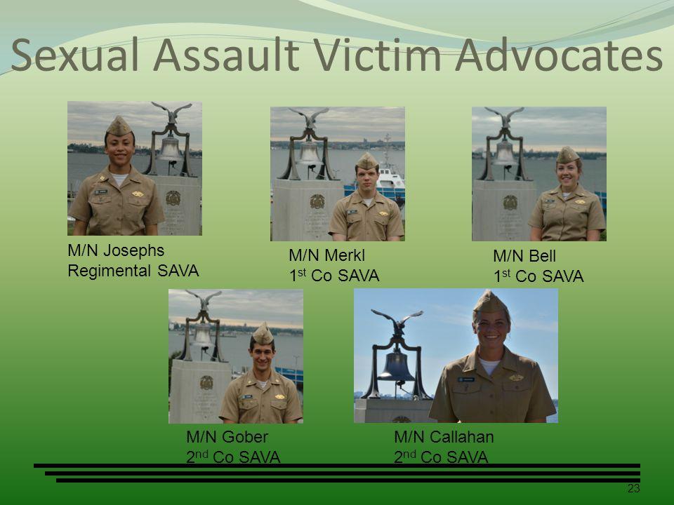 Sexual Assault Victim Advocates