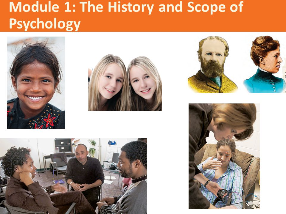 Module 1: The History and Scope of Psychology