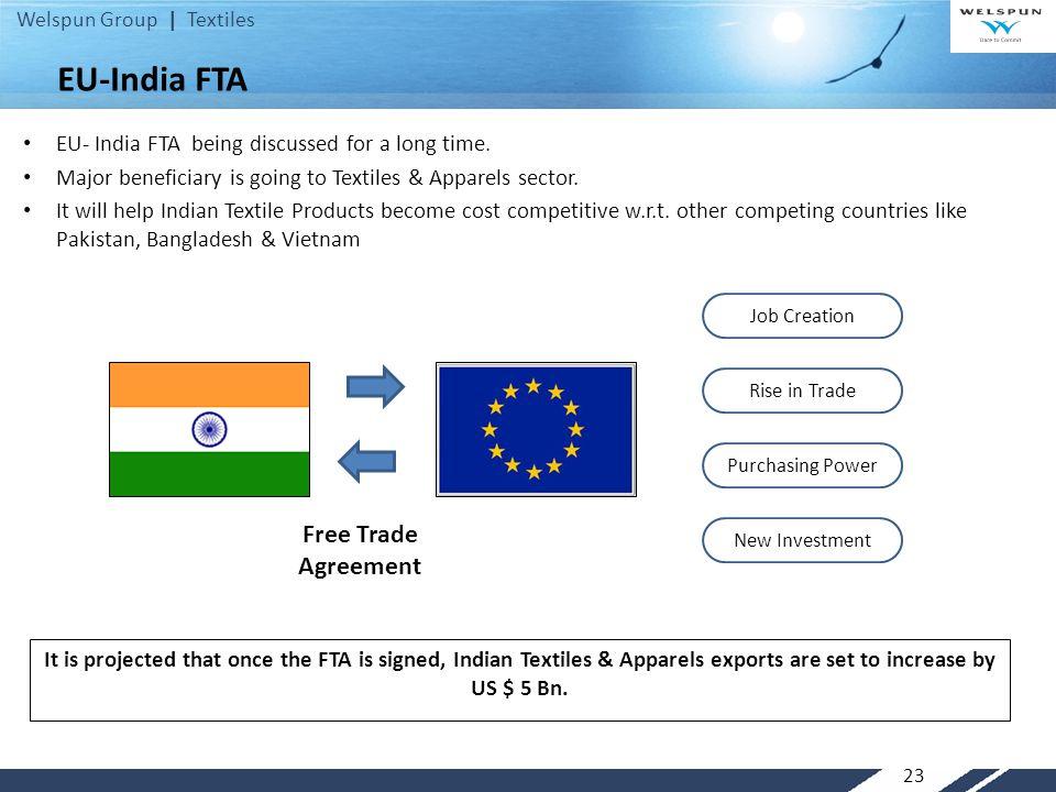EU-India FTA Free Trade Agreement
