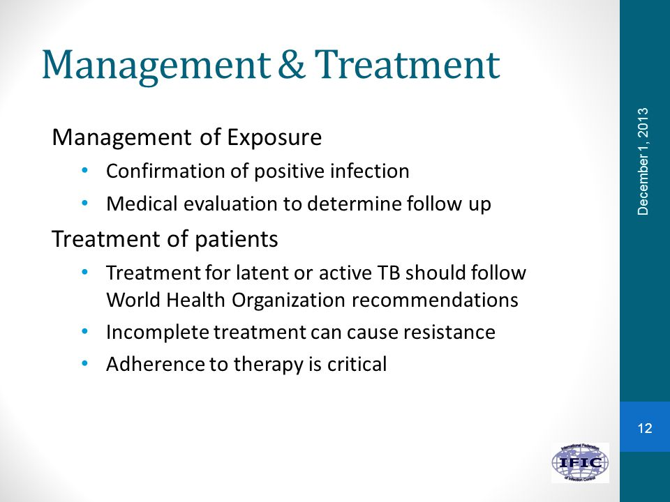 Management & Treatment