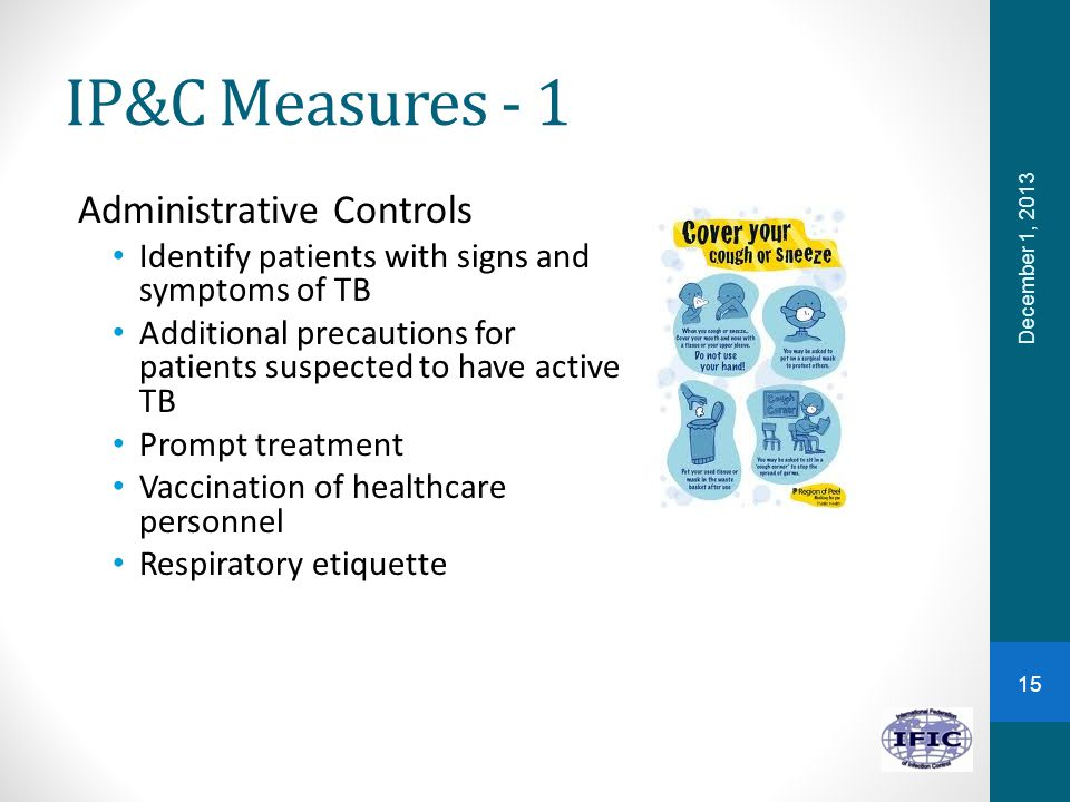 IP&C Measures - 1 Administrative Controls