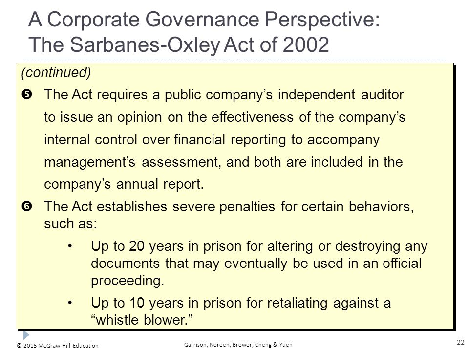 3. An Enterprise Risk Management Perspective